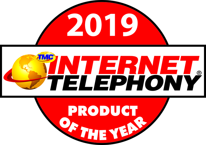 Monster VoIP Receives 2019 INTERNET TELEPHONY Product of the Year Award 2